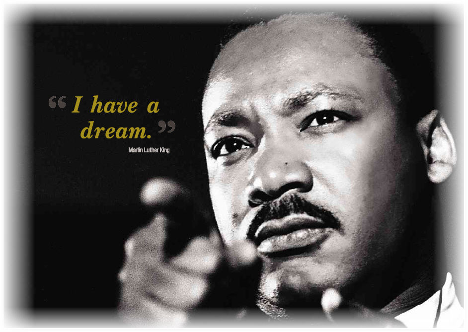 I Too Have a Dream, Actually, I Have Many!