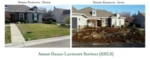 Hughes Project by AHLS Ahmad Hassan Landscaping Services