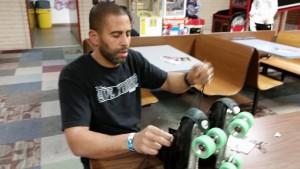 Ahmed Hassan Roller Skates