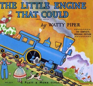 Ahmed Hassan Little Engine Can