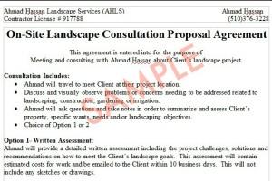 AHLS Proposal 1